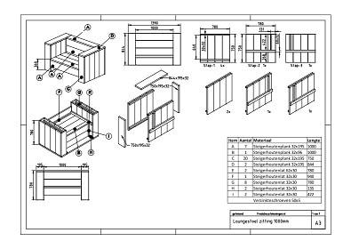 Tekenprogramma 39 s om zelf bouwtekeningen te maken for Plattegrond huis tekenen
