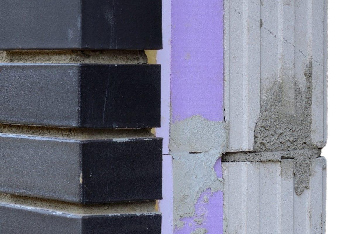thermische isolatie buitenmuren