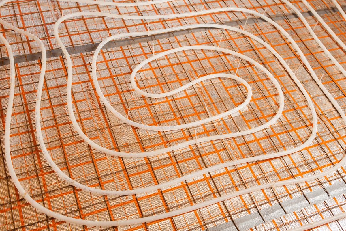 Vloerverwarming is een ideaal vervangmiddel wanneer je kiest om geen ...: isolatiewaarde.eu/vloerverwarming-leggen-de-theorie-en-de-praktijk